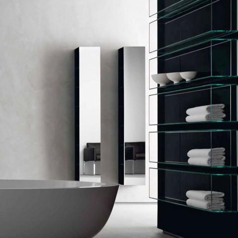 Mobile bagno nero opaco ~ Decora la tua vita