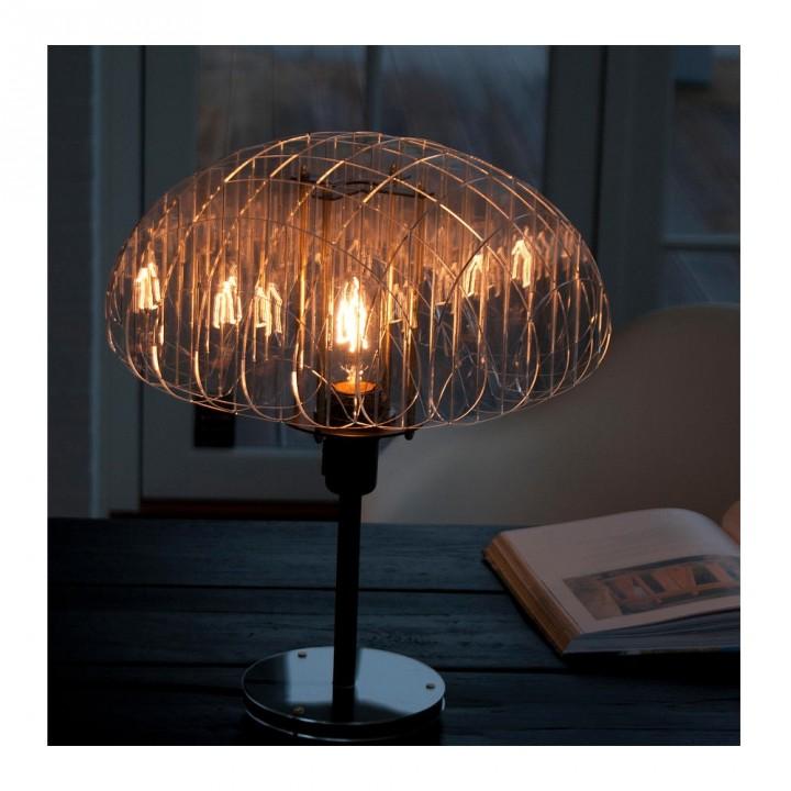 Lampada da tavolo modello Biota Clear