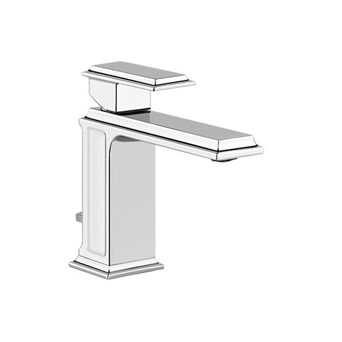Basin mixer pop up waste eleganza by Gessi