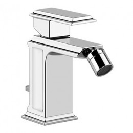 Bidet mixer pop up waste eleganza by Gessi