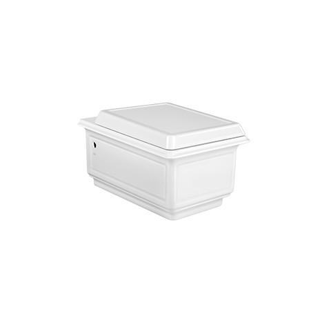 Wc sospeso serie Eleganza di Gessi in ceramica bianco con sistema soft close