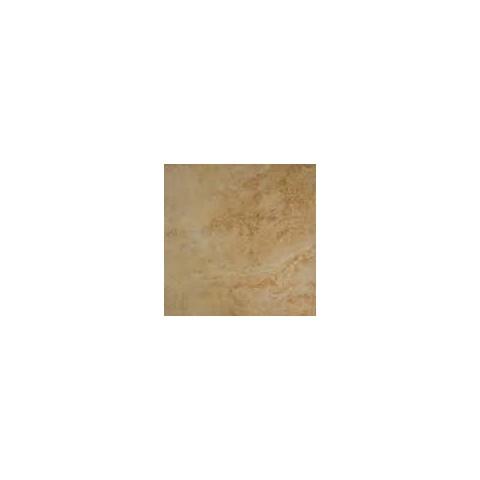 Piastrella in gres porcellanato effetto pietra Scabos di Elios (45.5x45.5 cm)