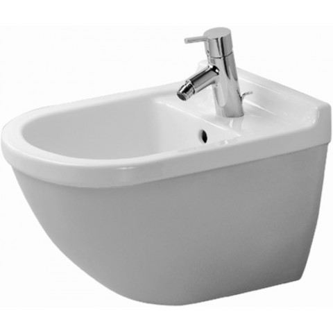 "Wall hung bidet ""Starck 3"" by Duravit white"