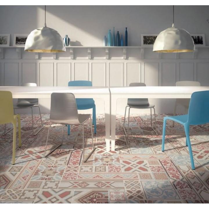 Porcelain tile Classic by Ornamentai ( 15x15 cm)