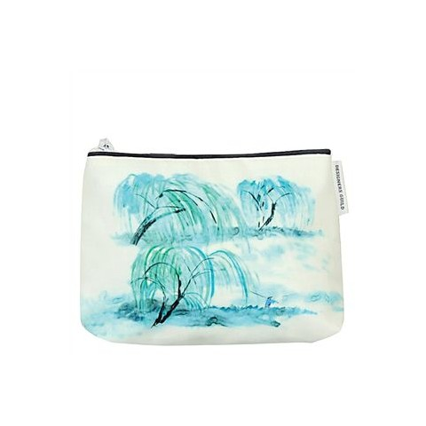 Beautycase di Designers Guild modello Jade Temple cornflower large