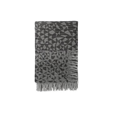 Plaid Voysey Charcoal di Designers Guild
