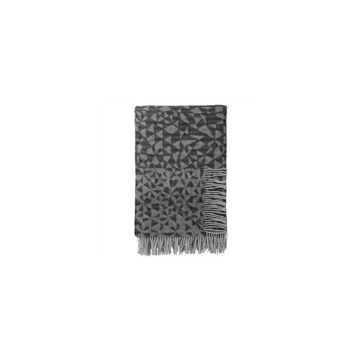 Plaid Voysey Charcoal di Designers Guild