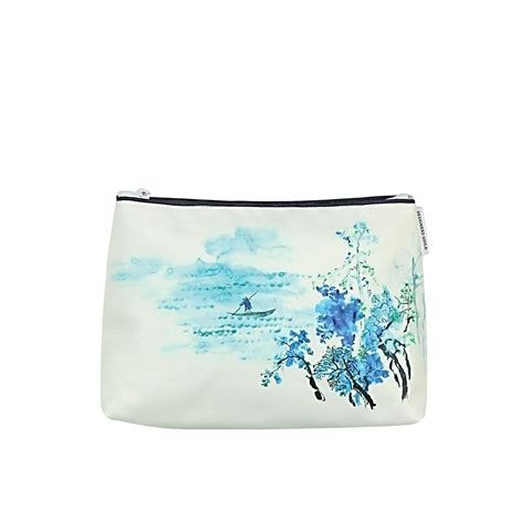 Beautycase di Designers Guild modello Jade Temple cornflower small