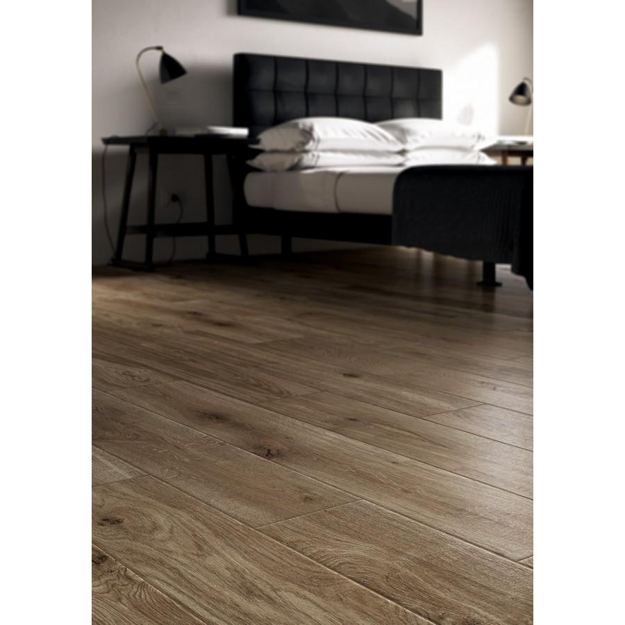 Treverkever 20x120 marazzi piastrella effetto legno gres - Parquet su piastrelle ...