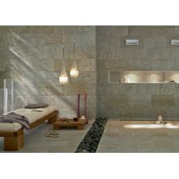 Porcelain tile stone effect Multiquartz by Marazzi col.beige (20x40 cm)