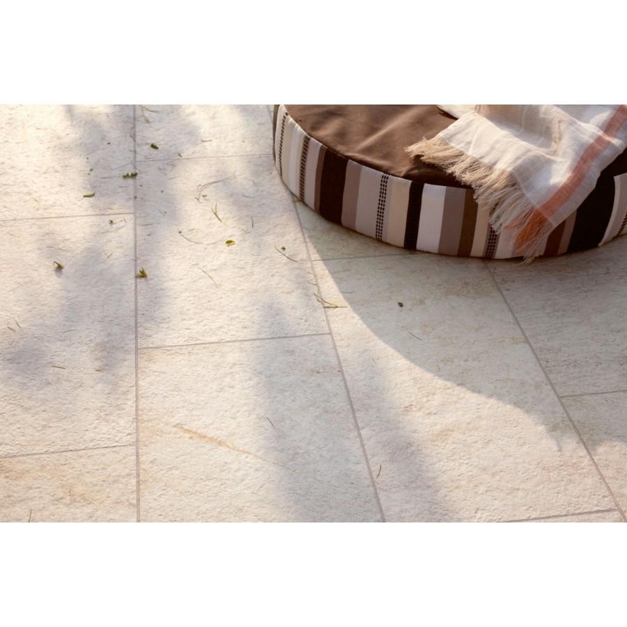 Multiquartz 60x60 marazzi piastrella effetto pietra in - Piastrelle gres effetto pietra ...