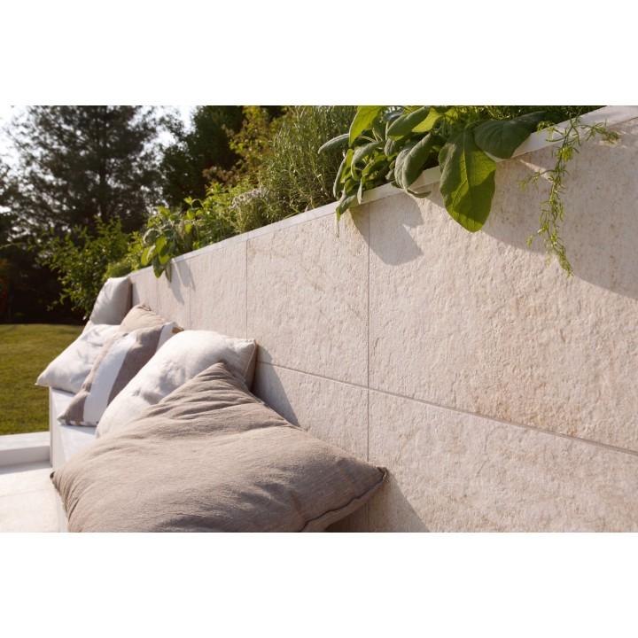 Modifica: Multiquartz 30x60 Marazzi piastrella effetto pietra in gres porcellanato