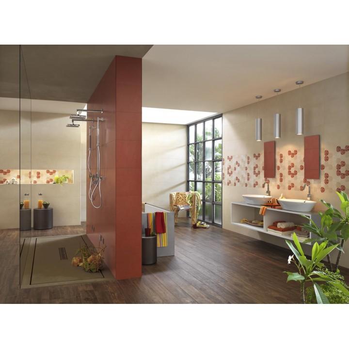 Oficina 7 marazzi piastrelle per il rivestimento del bagno for Piastrelle sottili