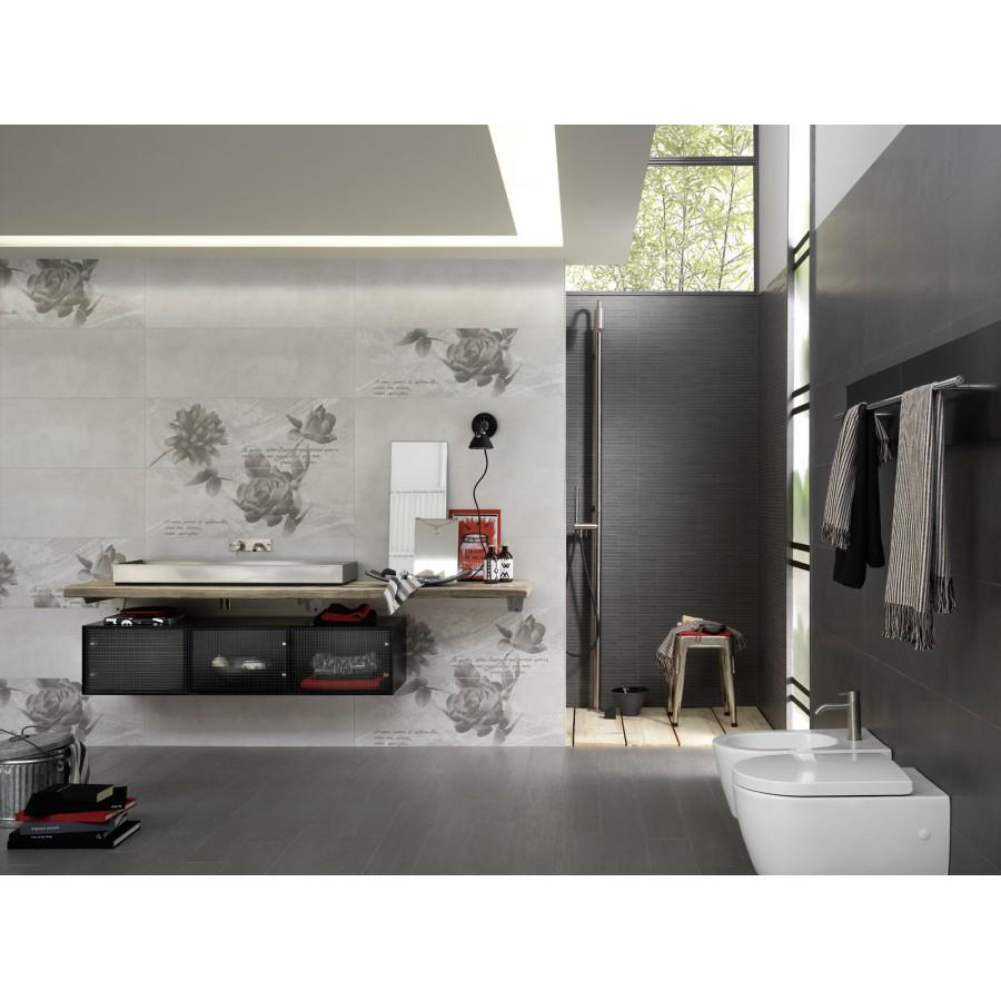 Oficina 7 marazzi piastrelle per il rivestimento del bagno for Piastrelle per bagno