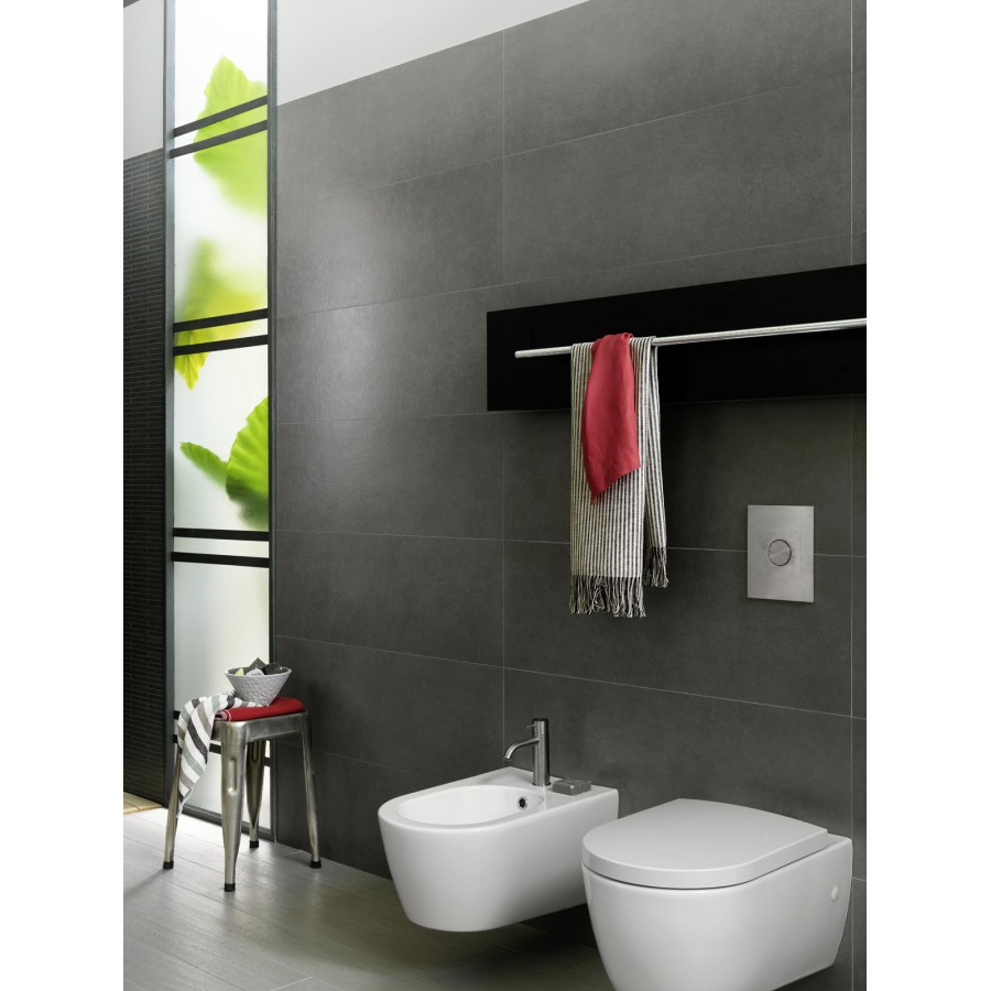 Wall tile oficina7 by marazzi col grey cm for - Rivestimenti bagno prezzi stock ...