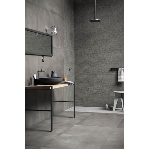 Powder 75x150 Marazzi piastrella effetto cemento in gres porcellanato
