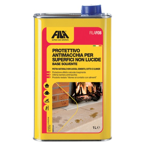Filacleaner - purpose cleaner for terracotta and porcelain tiles, klinker and natural stone lt.1