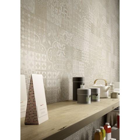 Plaster 60x60 Marazzi piastrella effetto cemento in gres porcellanato