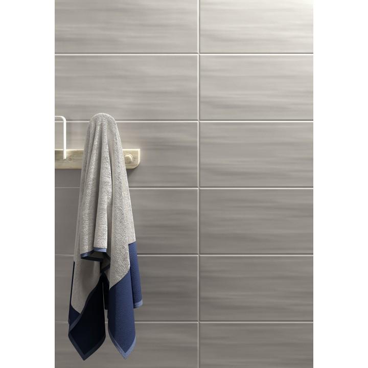 Paint 20x50 marazzi rivestimento bagno e cucina - Rivestimento bagno grigio ...