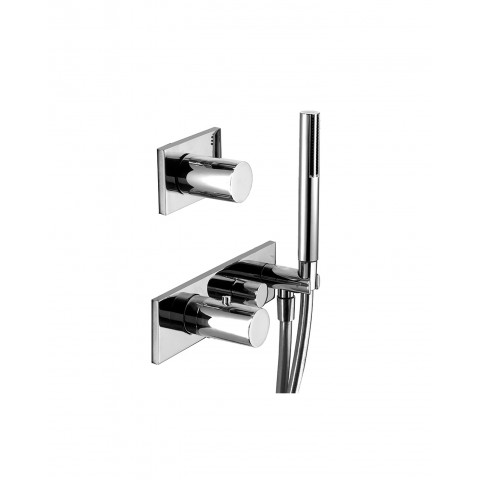 Built-in shower mixer Milano fantini chrome