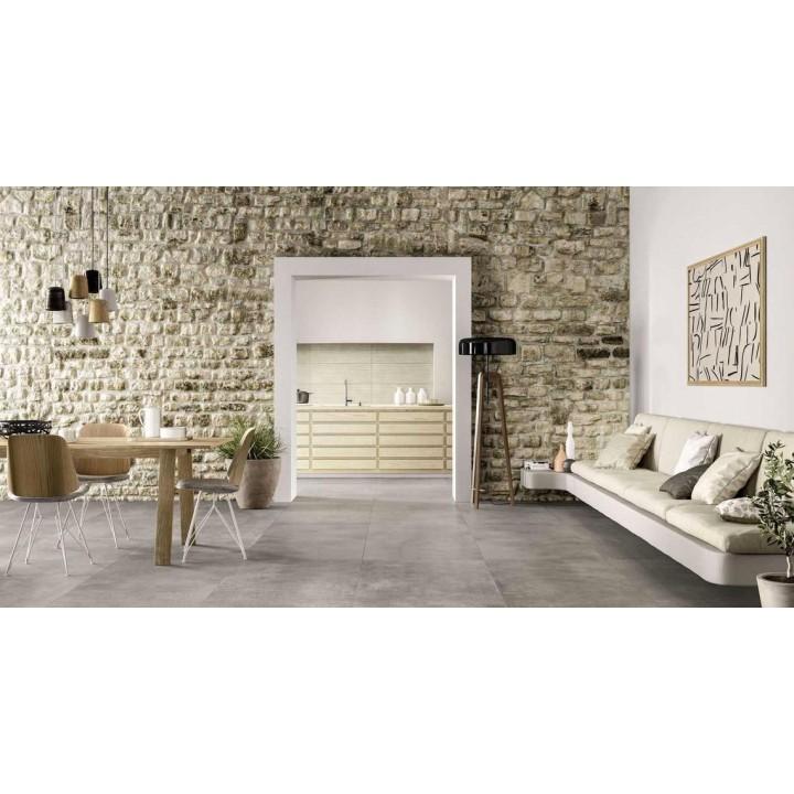 Memento Marazzi 60x60 Piastrella In Gres Porcellanato Effetto Cemento