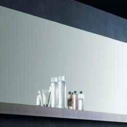 Specchio serie Xil di Karol ( 142x80 cm) rovere