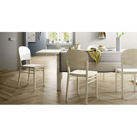 Wood effect tile Treverkmood by Marazzi col. mahogany (15x90 cm) for livingroom