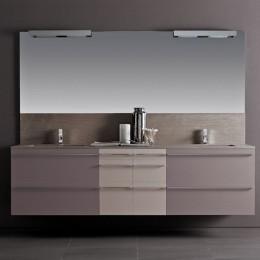 """Mirror """" Lignum"""" Karol ( 100X80 cm) Col. Ghion"""