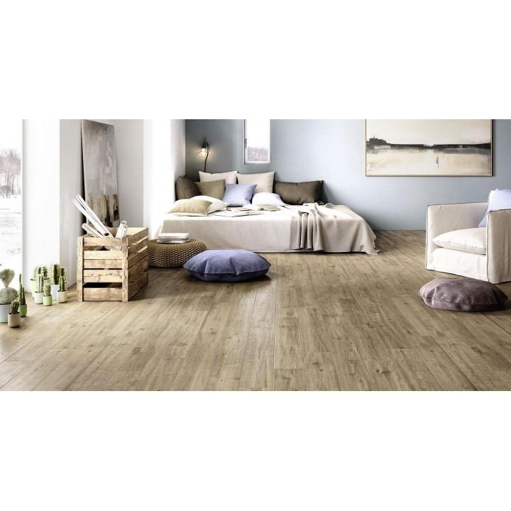 Treverkway rettificato marazzi piastrella effetto for Leroy merlin pavimenti gres effetto legno