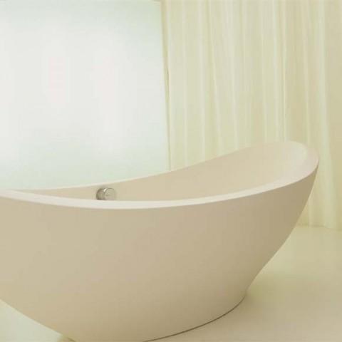 lava mini vasca 180x100 bianco