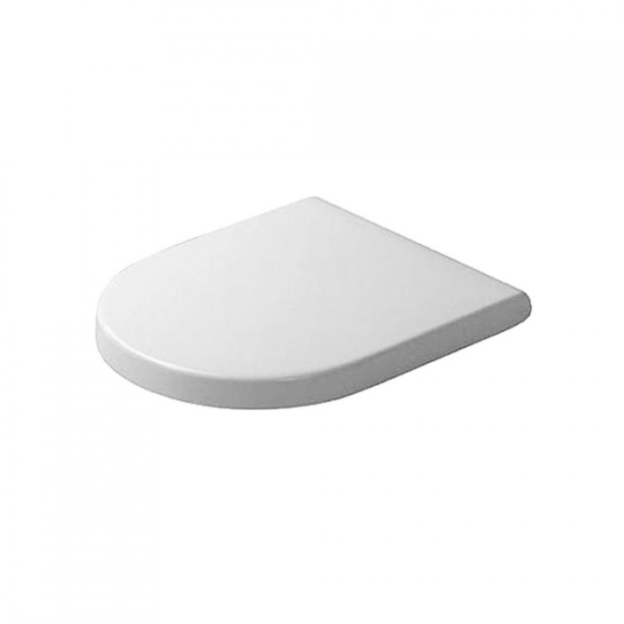 Toilet Seat And Cover For Wc Quot Starck 3 Quot By Duravit White