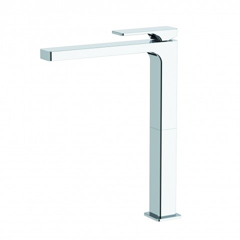 Basin mixer Diametrotrentacinque by Ritmonio chrome