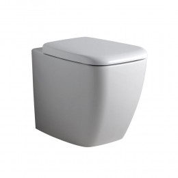 Wc a terra filo parete con softclose serie 21 di Ideal Standard