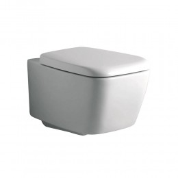 Wall hung wc 21 by ideal Standard (35,5x56 cm) white e