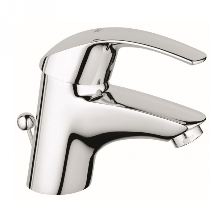 Miscelatore monocomando lavabo serie Eurosmart di Grohe - Store MAES srl