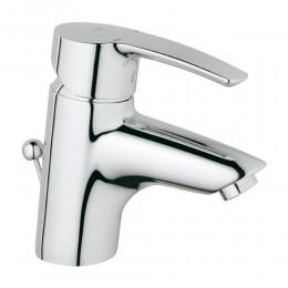 Miscelatore monocomando per lavabo serie Eurostyle di Grohe