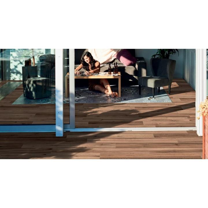 Treverkheart 15x90 By Marazzi Indoor And Outdoor Oak Effect Tile