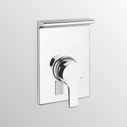 Shower mixer Active by Ideal Standard chrome