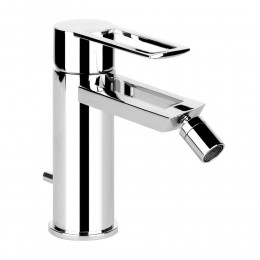 Bidet mixer Trasparenze by Gessi t chrome