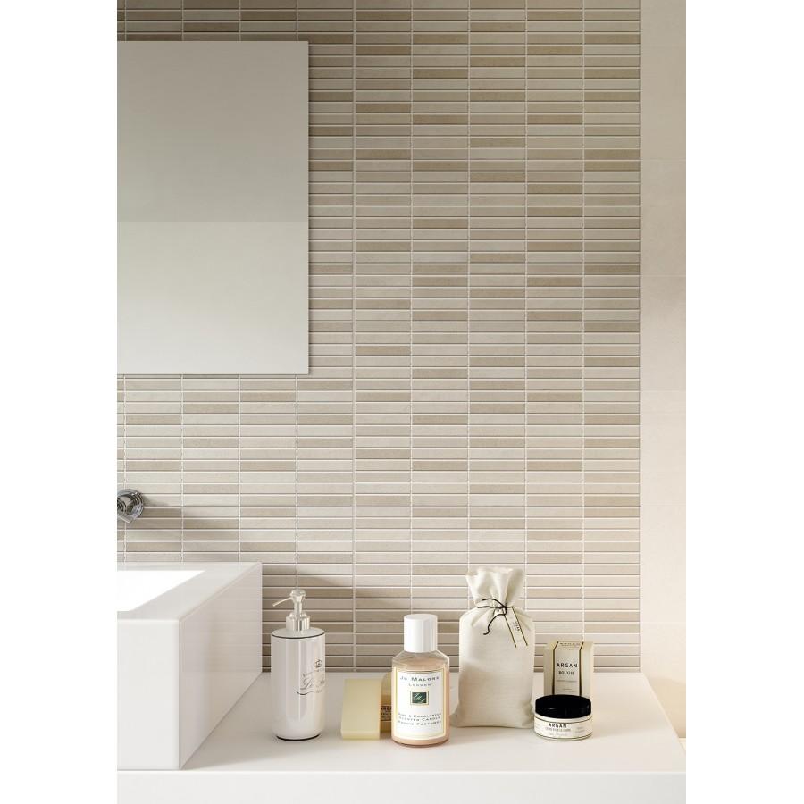 Interiors 20x50 mosaico marazzi per rivestimento bagno e cucina - Mosaico rivestimento cucina ...