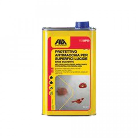 mp/90 - transparent stain resistant for natural stone, marble and polished porcelain tile lt.1