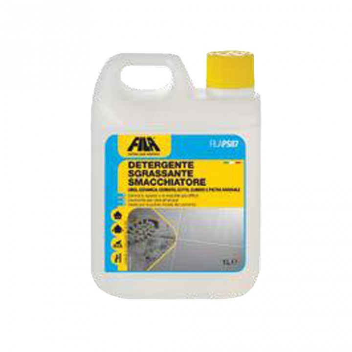 ps/87 -detrgent stain remover for terracotta, porcelain and glazed tiles, marble, lt.1