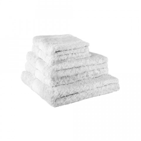 White sponge towel set Gessi Home Collection