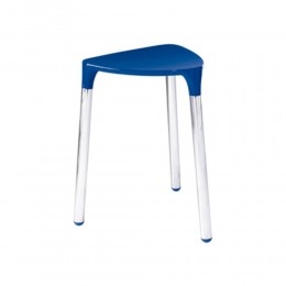 Stool Yannis by Gedy colored resin and steel