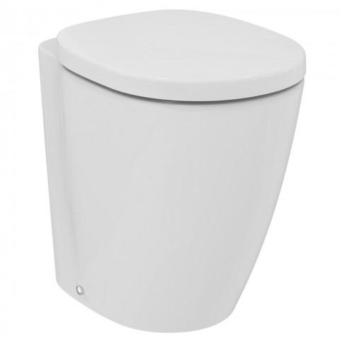 Vaso monoforo a terra +6 serie Connect Freedoom di Ideal Standard
