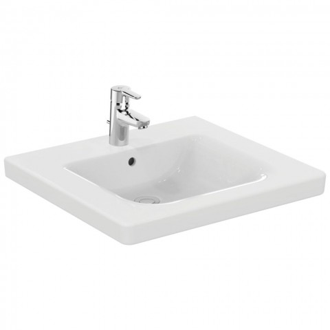 Bidet monoforo a terra +6 serie Connect Freedoom di Ideal Standard