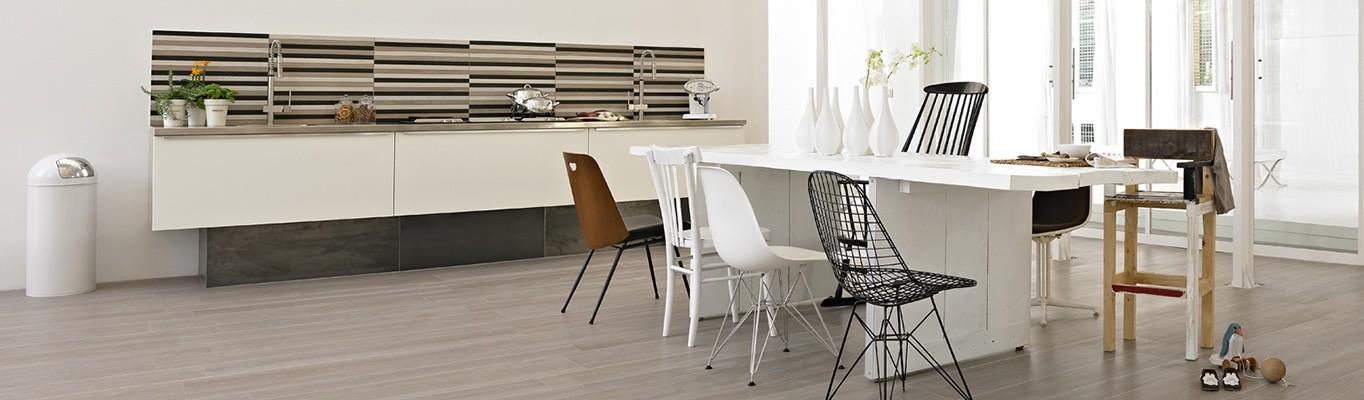 Pavimenti e rivestimenti per cucine
